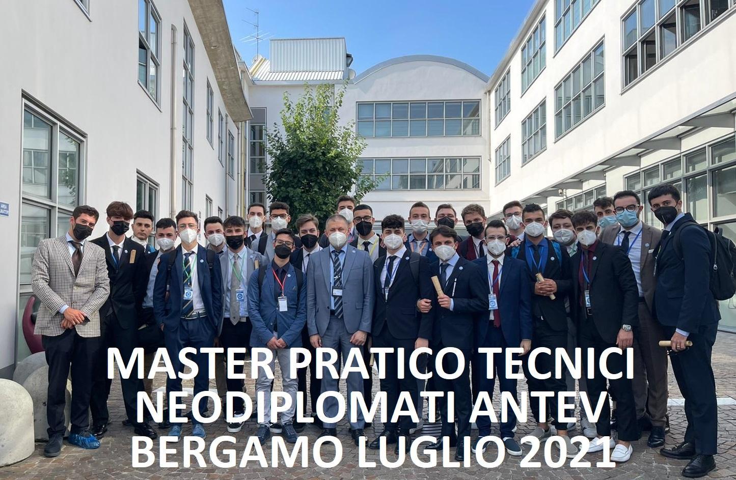 Master bergamo 2021